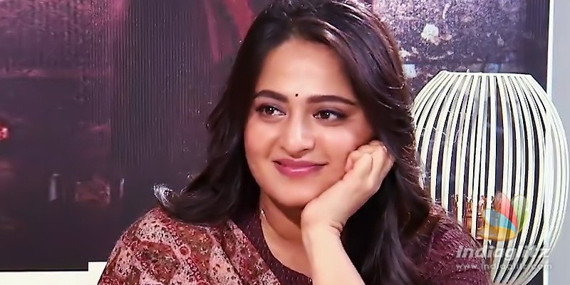 Anushka opens up on Saaho Teaser