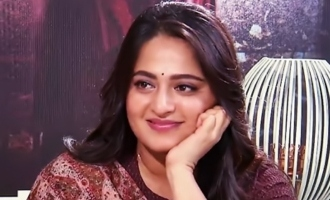 Anushka opens up on 'Saaho' Teaser