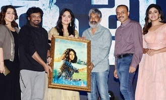 Anushka Shetty 15 Years Celebrations