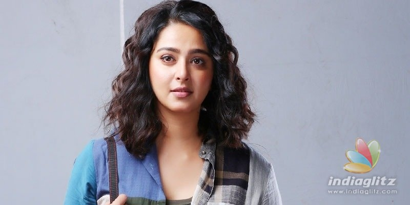Nishabdham has got importance for all characters: Anushka Shetty