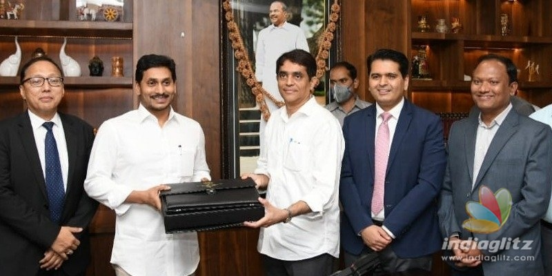 AP government presents budget for Rs 2.24 lakh crore