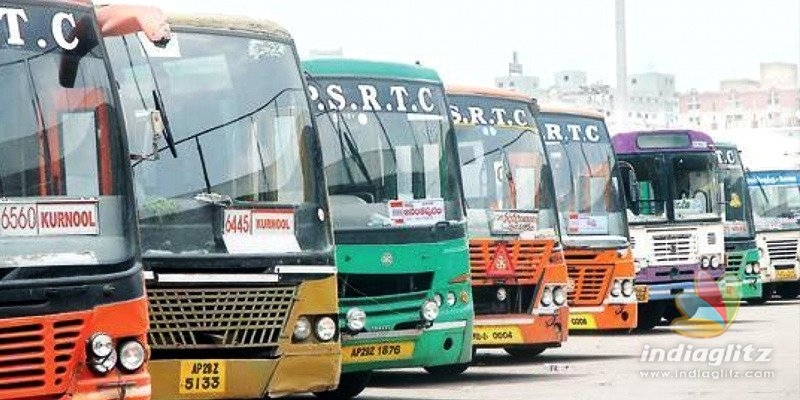 APSRTC: 7,600 contract staff lose their jobs