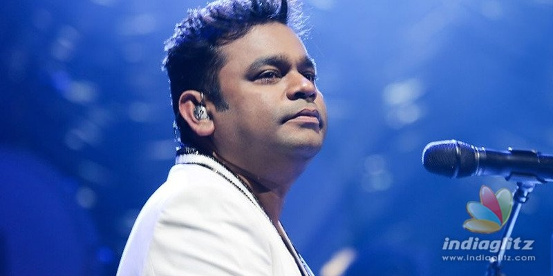 AR Rahman makes a fervent appeal in corona times