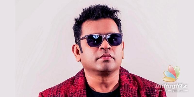 Mega fans go gaga over AR Rahmans big hint!