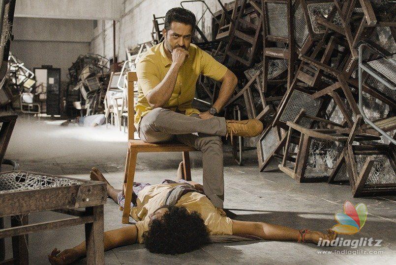 Aravindha Sametha Teaser makes it big