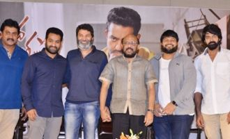 'Aravindha Sametha' Success Meet