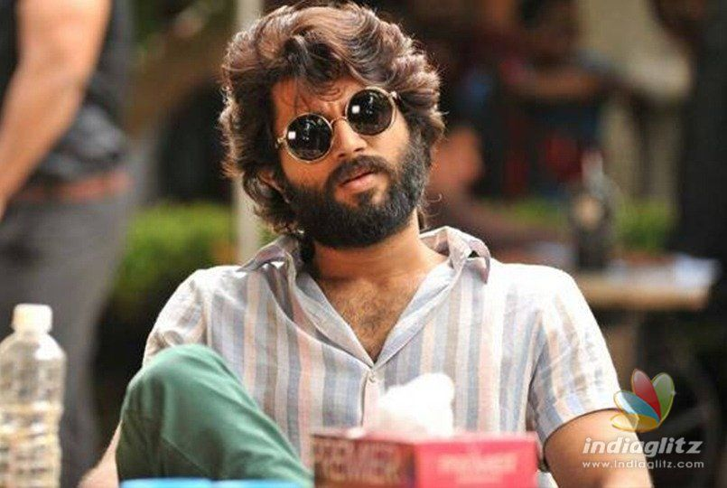 Arjun Reddy Is Now Kabir Singh..