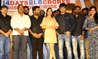 'Arjun Suravaram' Success Meet