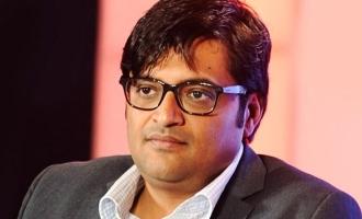 Congress 'goons' attack top journalist Arnab Goswami