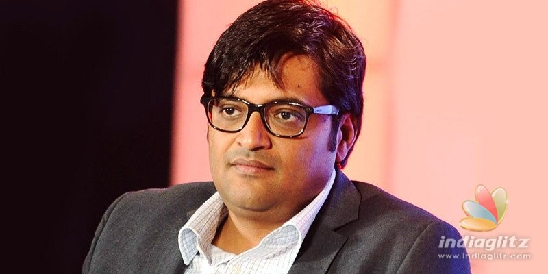 Congress goons attack top journalist Arnab Goswami
