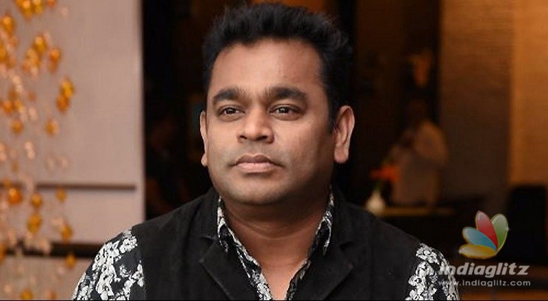 AR Rahman shares great on-stage moments with legend