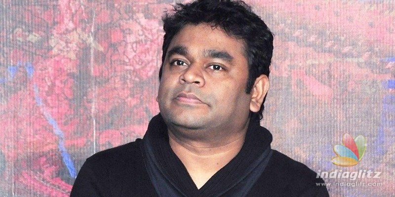 Why AR Rahman tweeted that word? Find out here
