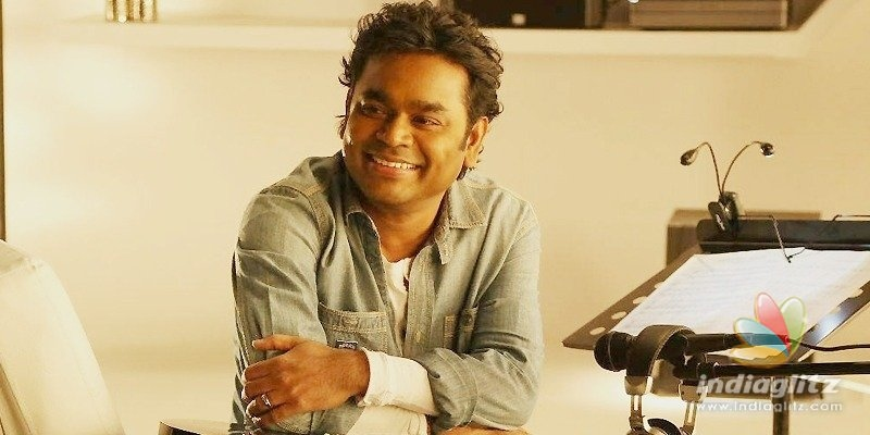 AR Rahman to compose a dozen songs for this special film
