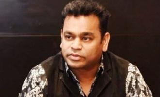 AR Rahman in trouble