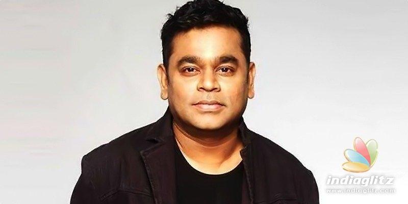 AR Rahman replies to troll with a damn cool attitude