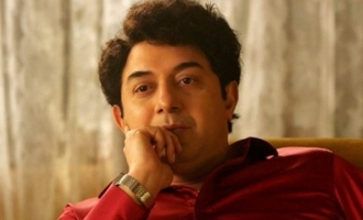 Aravind Swamy gets into MGR mode in Teaser