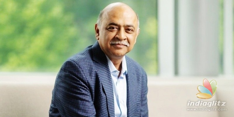 Proud moment: Arvind Krishna becomes CEO of IBM