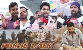 Aravindha Sametha Public Talk