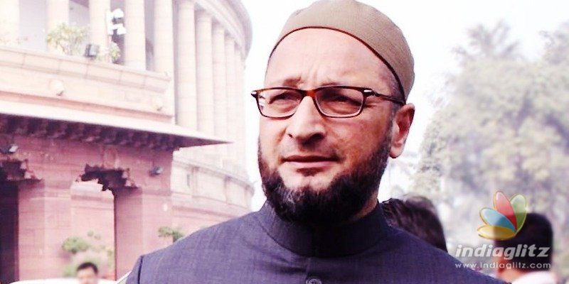 Owaisi makes a request to KCR on burning issue