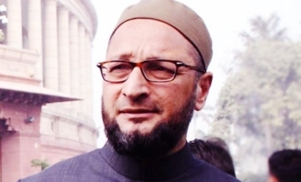 Owaisi makes a request to KCR on 'burning issue'