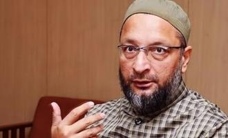 Owaisi criticizes Rajinikanth over burning issue