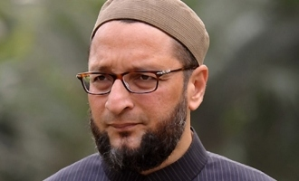 BJP MPs given 'fitting reply' by Owaisi