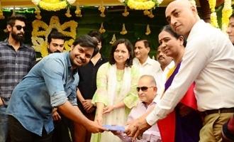 Ashok Galla Movie Launch