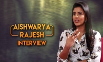 Aishwarya Rajesh Hilarious Interview about MisMatch Movie
