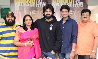 'Ashwathama' Success Celebrations