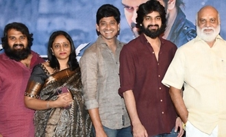 'Aswathama' Press Meet