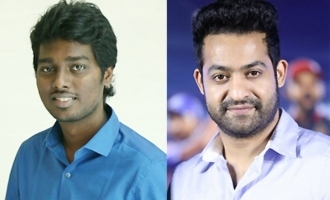 Atlee hints that film with NTR is on cards!