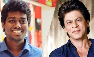 Atlee to direct SRK for sure: Reports