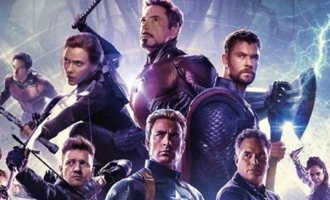 Tamilrockers puts out 'Avengers' ahead of release
