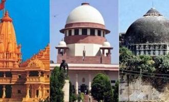 Ayodhya Verdict Live Updates