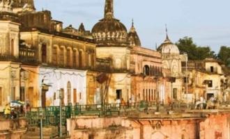 High alert in Ayodhya