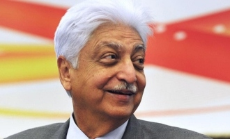 Azim Premji & Wipro commit Rs 1,125 Cr