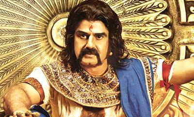 Teaser out: Warrior Balakrishna arrives as 'Gautamiputra Satakarni'