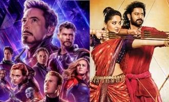 'Avengers' will pip 'Baahubali-2' figure: Trade pundits
