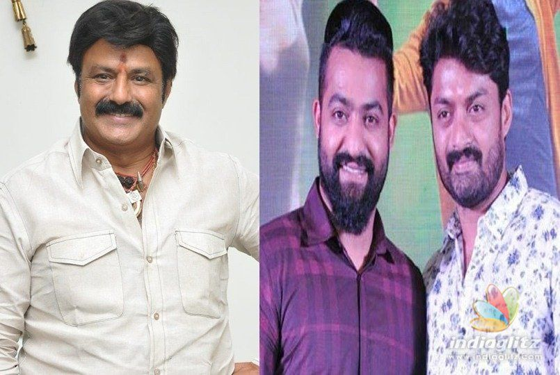 NTR-Balakrishna personal video piques interest
