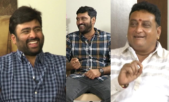 'Balakrishnudu' Team Interview