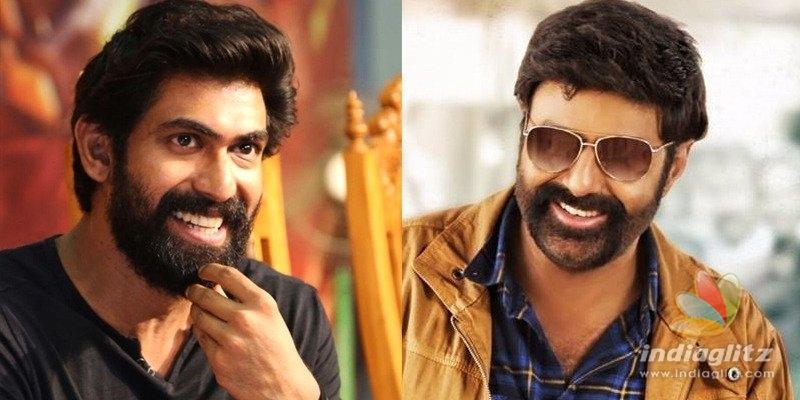 Rana and Balakrishna likely to share screen space