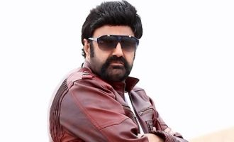 I don't know who is Balakrishna: Mega brother