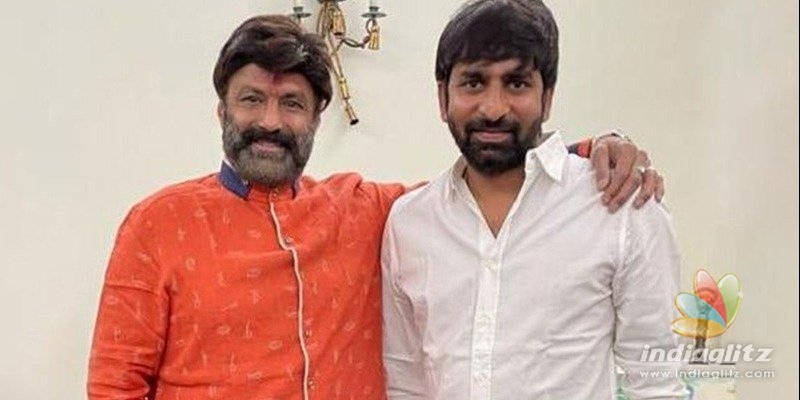 Balakrishnas new film with in-form director announced