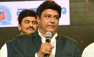 TSR is a true Kalabandhu: Balakrishna