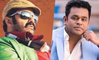 Nandamuri Balakrishna criticizes AR Rahman!