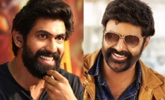 Rana and Balakrishna likely to share screen space