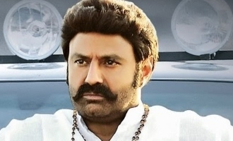 Director feels sorry about those silly Balakrishna scenes