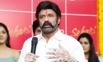Balakrishna makes a shocking prediction about corona vaccine