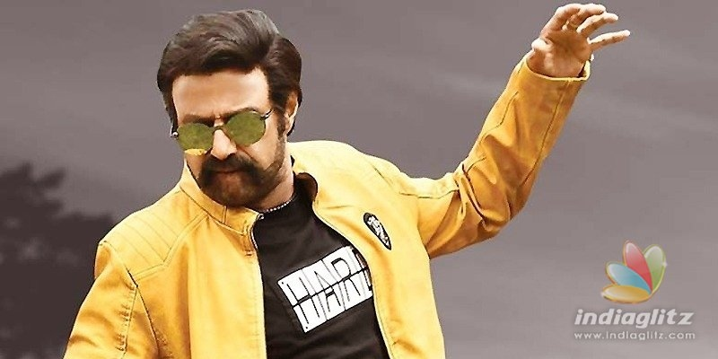 Balakrishna's gundu pic amuses everyone as it goes viral