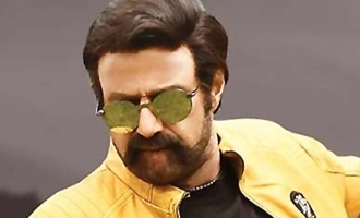 Balakrishna's 'gundu' pic amuses everyone as it goes viral